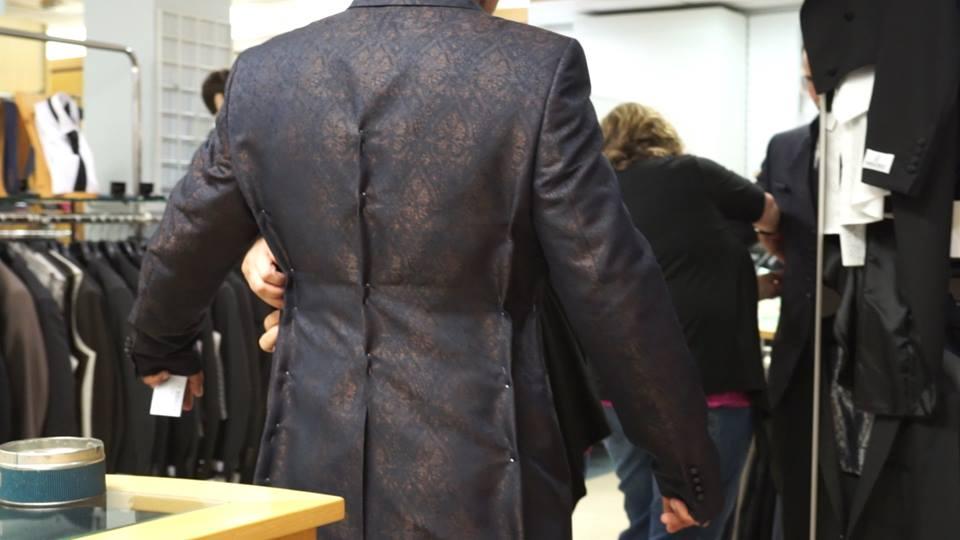 Maßschneider, Massanfertigung für Männer für Hochzeitsanzüge in Stegersbach, Bezirk Güssing